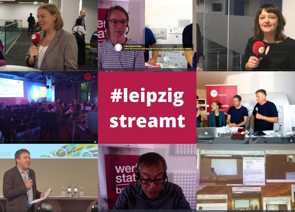 leipzig streamt