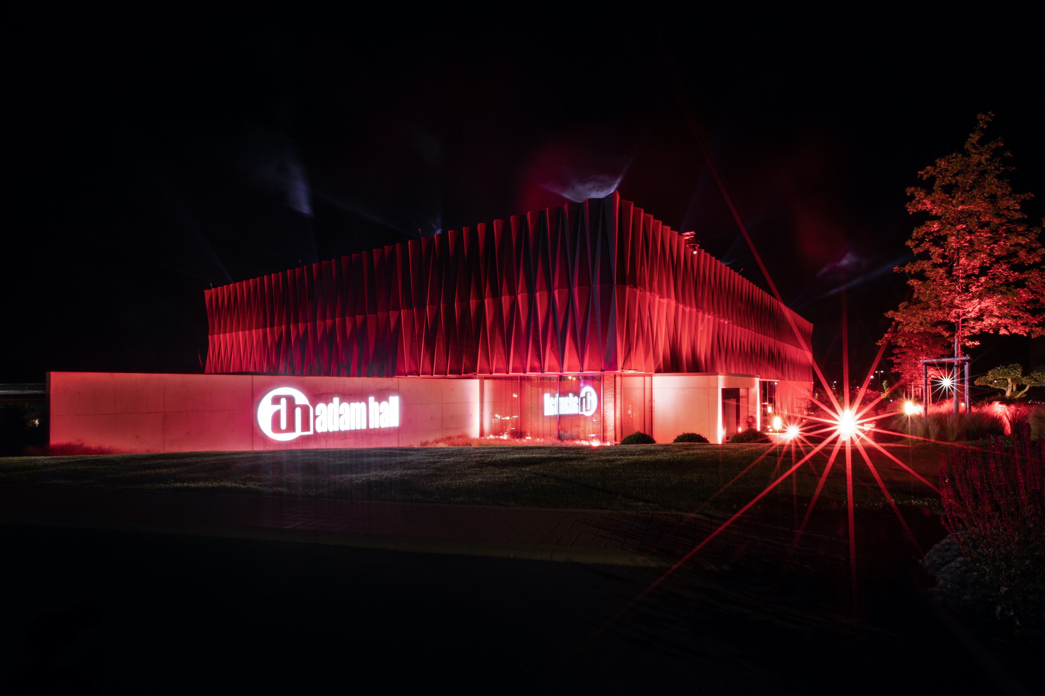 NightOfLight2020 AdamHallGroup ExperienceCenter Neu Anspach m