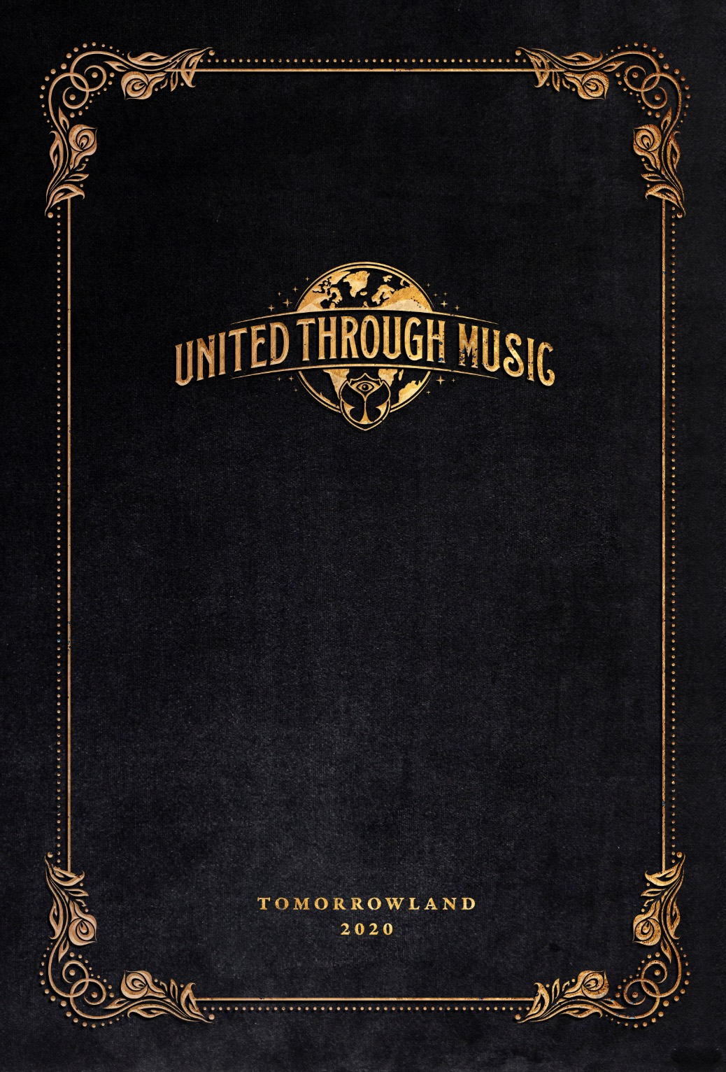 Cover Tomorrowland 2020   United Through Music