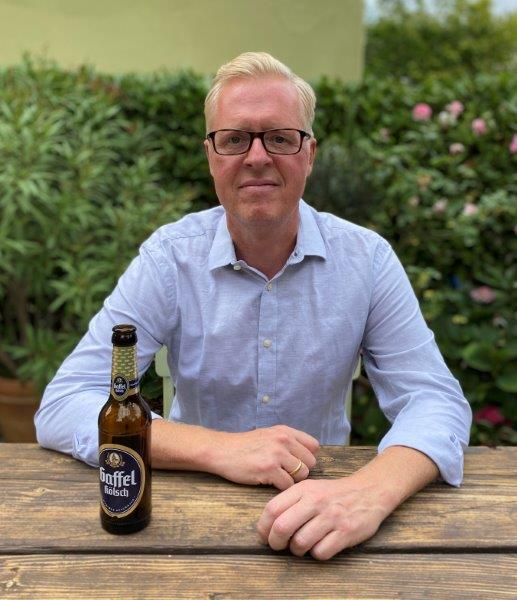 Privatbrauerei Gaffel Thomas Deloy honorarfrei