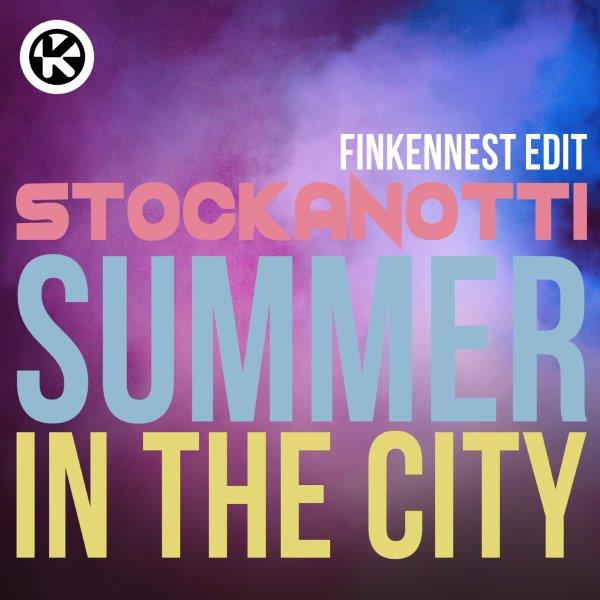 Cover Stockanotti   Summer In The City Finkennest Edit