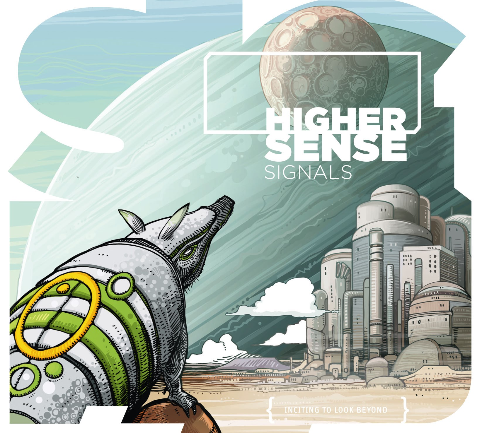 higher sense cover