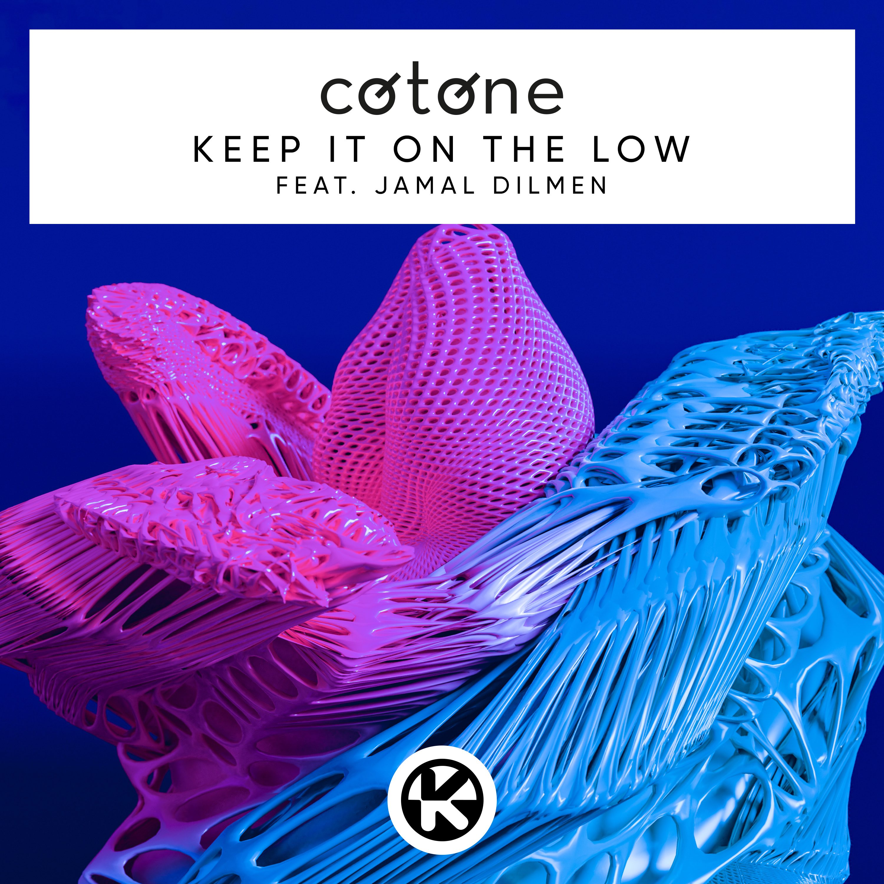 Cover Cotone feat. Jamal Dilmen   Keep It On The Low