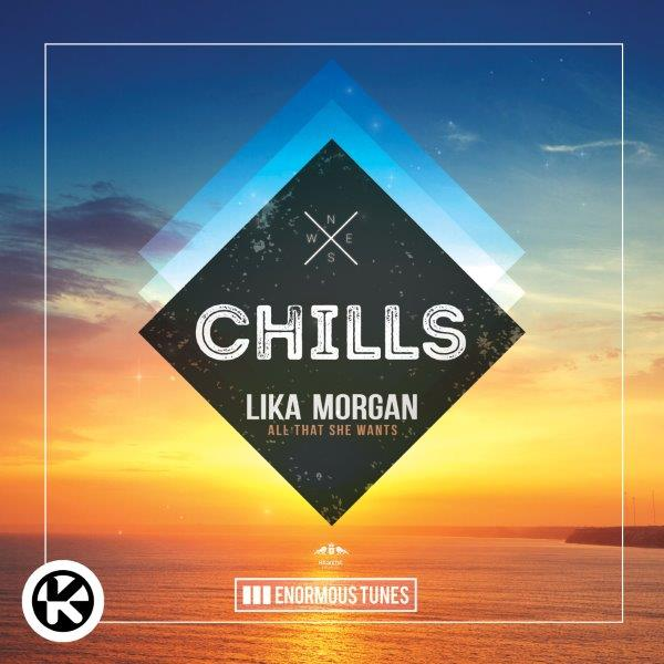 Cover Lika Morgan   All That She Wants