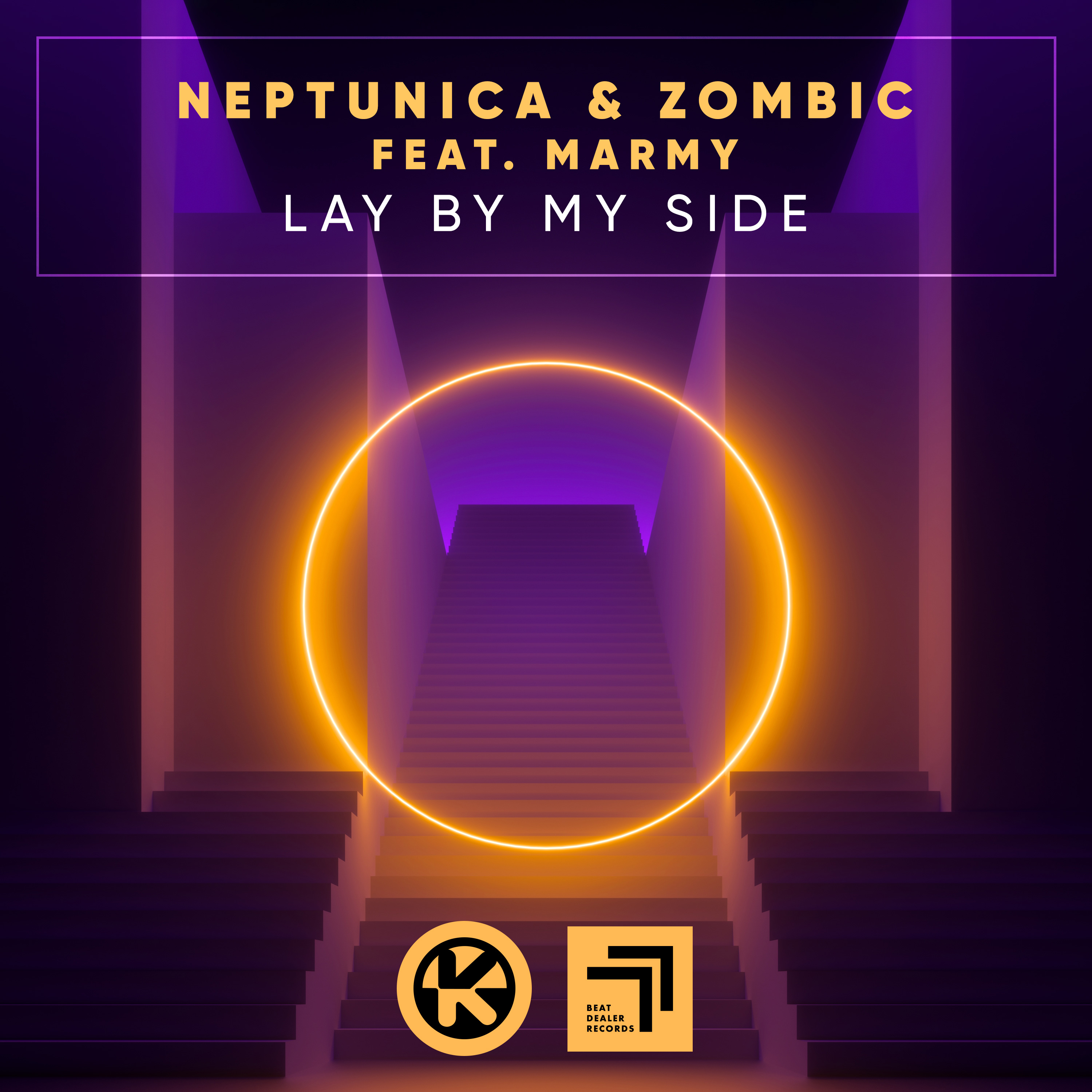 Cover Neptunica  Zombic feat. Marmy   Lay By My Side