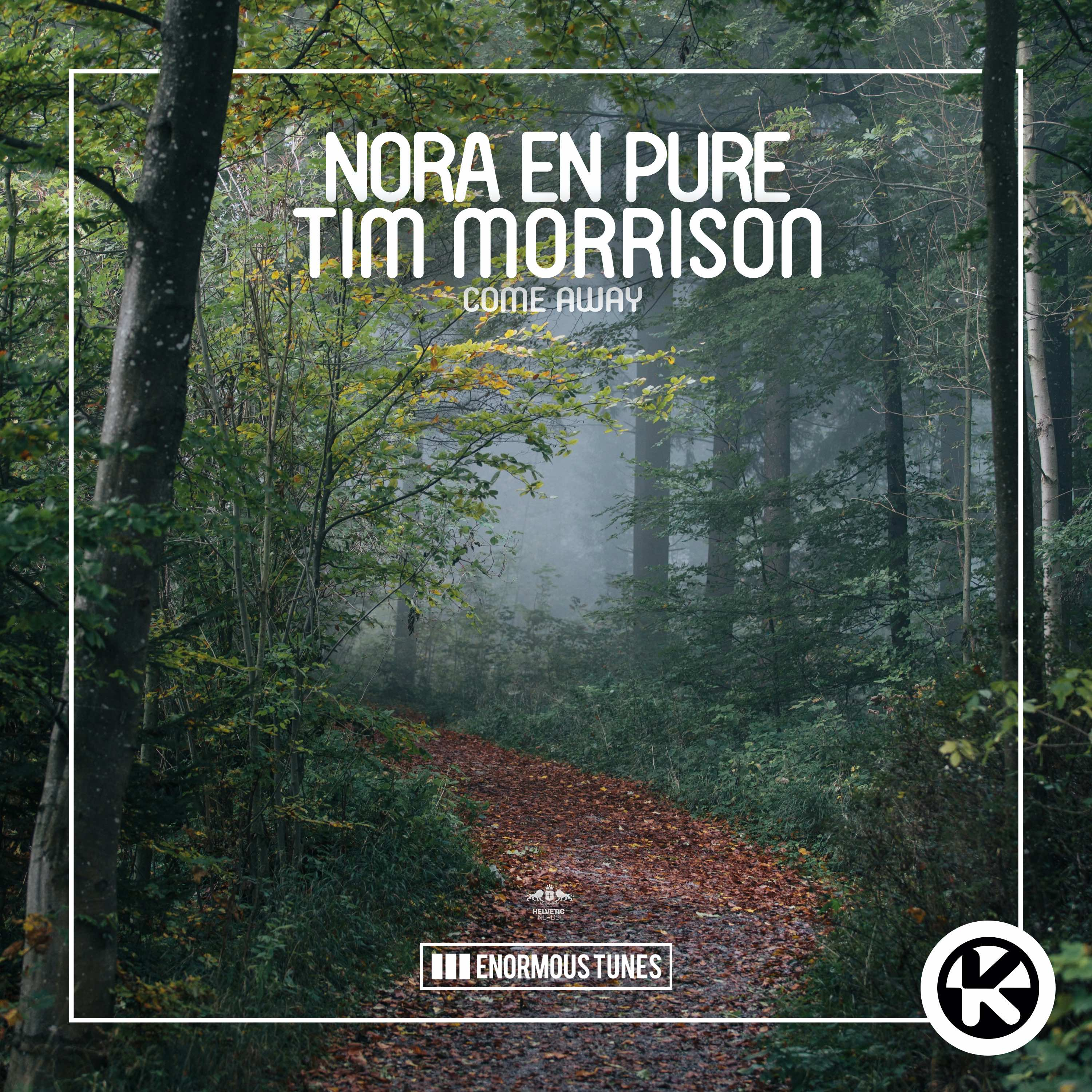 Cover Nora En Pure feat. Tim Morrison   Come Away