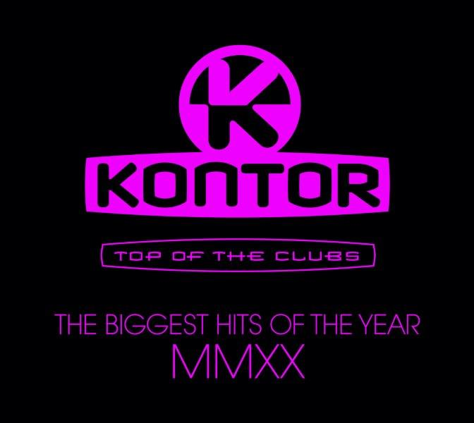 Cover RGB Kontor Top Of The Clubs   The Biggest Hits Of The Year MMXX 2020