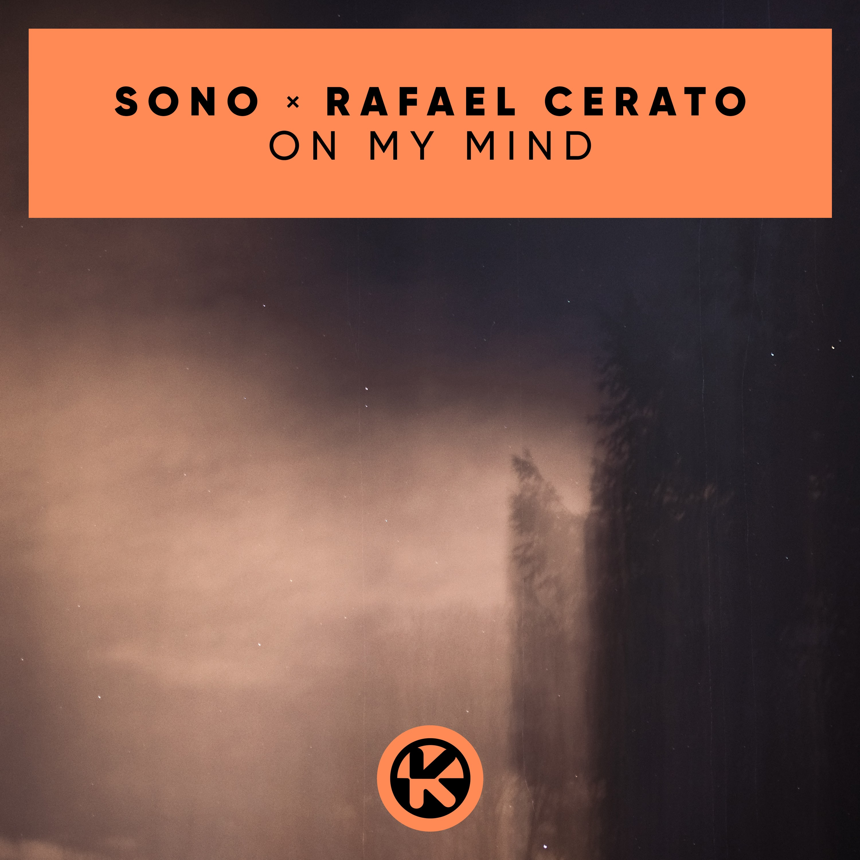 Cover Sono  Rafael Cerato   On My Mind min
