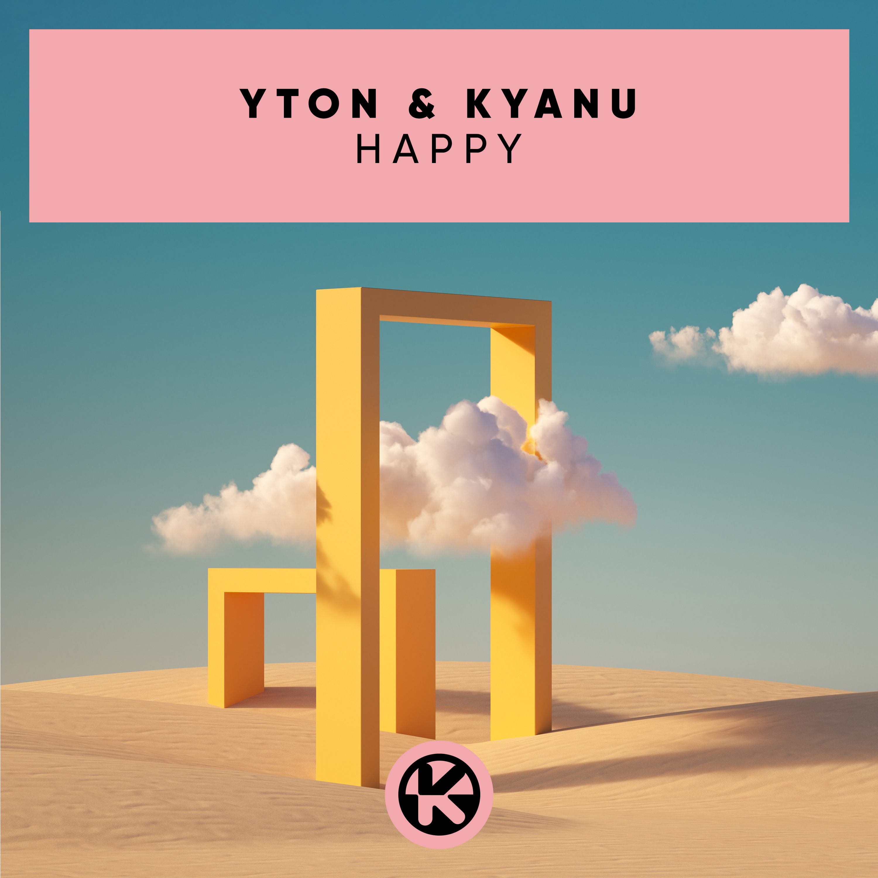 Cover Yton  KYANU   Happy
