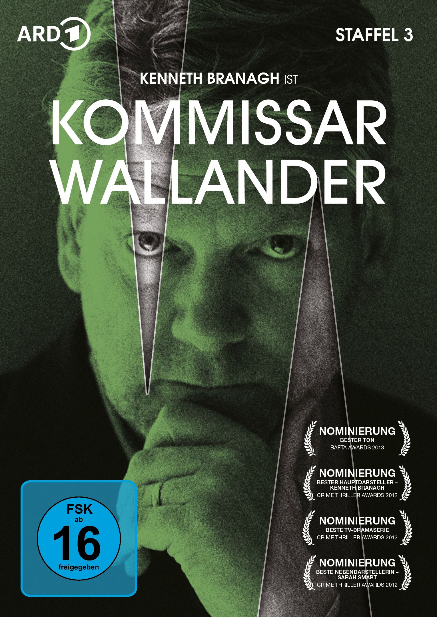 DVD Cover Kommissar Wallander 3 7